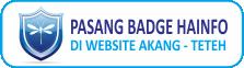 badge pasang badge